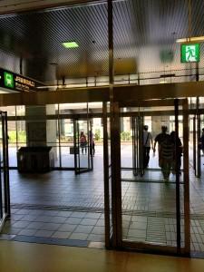 最寄りの札幌駅北口から歩いてみた